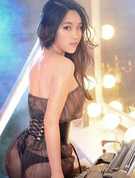 极致性感的中国美女模特