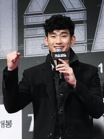 韩国电影《技术者们》举行VIP试映会 李敏镐金秀贤出席