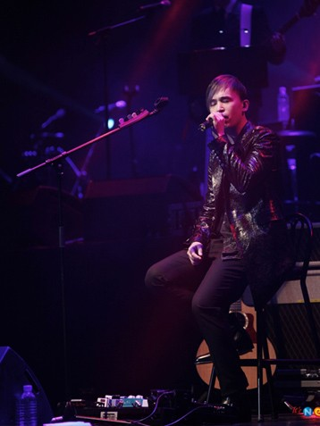 韩男歌手被要求退出《我是歌手3》曾涉性交易