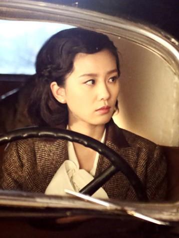 刘诗诗电视剧《黎明决战》中演女特工戏份