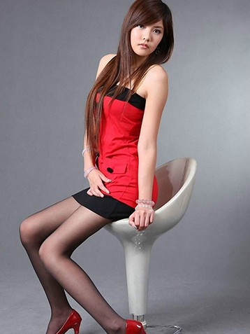 极品美女配黑丝袜图片