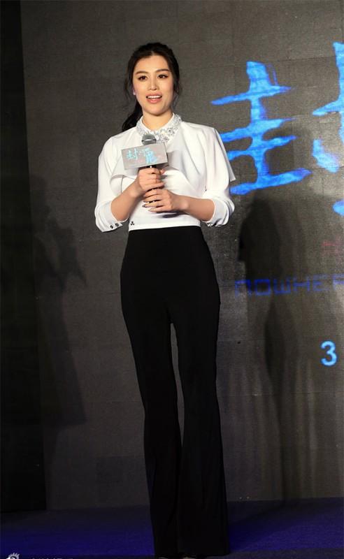 刘翔爱妻葛天亮相电影《封门诡影》挑战惊悚片激情戏