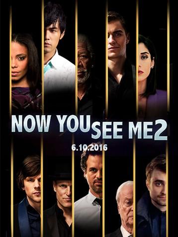 电影《惊天魔盗团2》预计明年暑期在北美上映