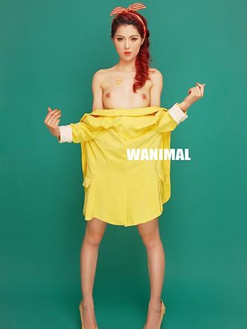 大胆wanimal系列人体图片