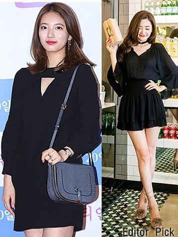 金素妍秀智灿美的时尚装扮很潮流