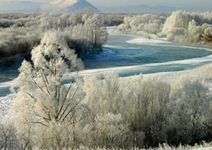呼伦贝尔-47.5℃ 冻死人的节奏