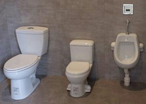 上海建无性别厕所 男女共用一个厕所?