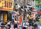 厦门小吃店爆炸 4人死亡