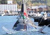 中国潜艇最大对手?日苍龙潜艇续航力堪比核潜艇