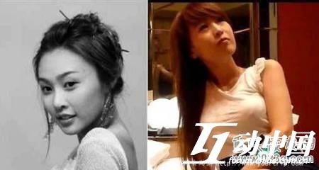 韩国演艺圈悲惨事件Vol.04女星:韩国歌手李慧林对比照