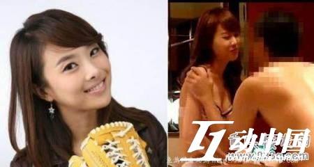 韩国演艺圈悲惨事件Vol.01女星:韩国美女主播宋芝善对比照