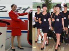朝鲜空姐登上封面 紧身制服短裙美腿十分抢眼