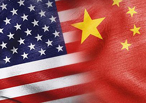 美国总统特朗普白宫会见杨洁篪