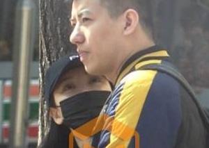 柳岩与男友同游韩国 疑二人恋情甜蜜坐实
