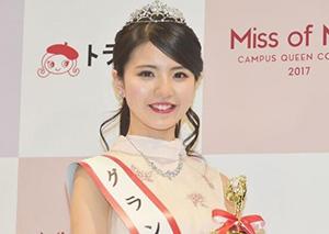 日本最美女大學生長這樣!哥的尷尬癌又犯了