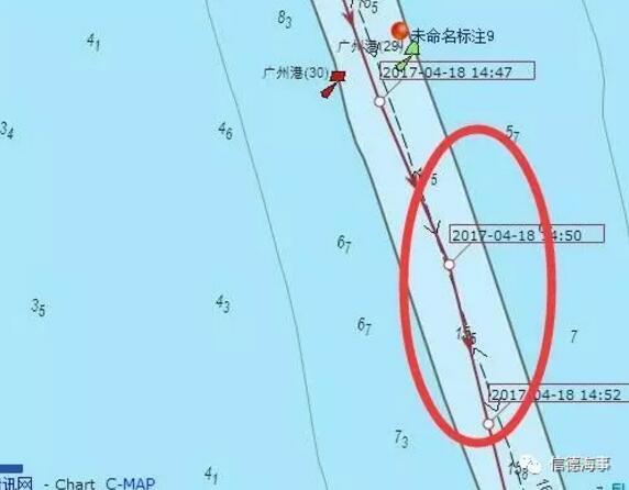 海警执法船沉没8人获救 事情的经过是这样的