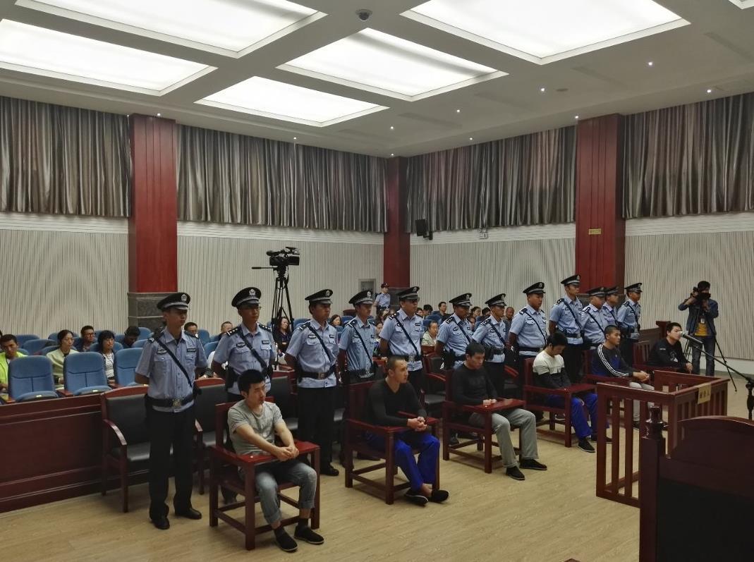 女游客丽江被打案宣判了 六被告人被绳之以法