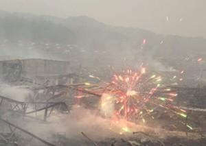 江西上栗花炮厂燃爆致7死 危险无处不在