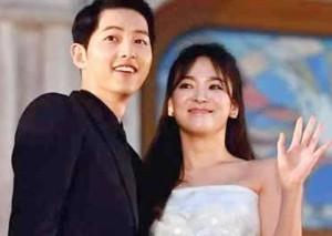 宋仲基宋慧乔婚礼阵容强大 半个韩娱圈都到场献祝福